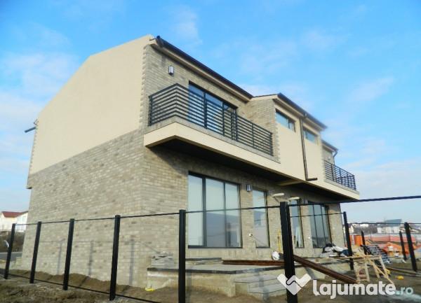 Casa ultra moderna tip duplex valea adanca eur for Casa ultramoderna