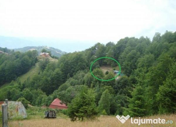 Vanzare  terenuri constructii  1107 mp Hunedoara, Pestera (Petrosani)  - 12900 EURO