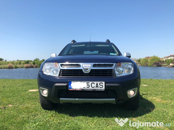 dacia duster 4x4 diesel euro 5 aer geamuri eur. Black Bedroom Furniture Sets. Home Design Ideas