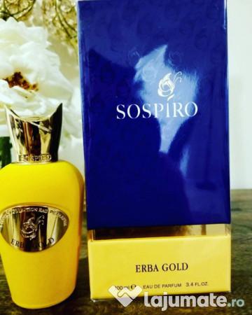 Parfum sospiro erba gold