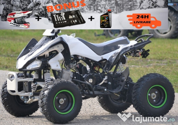atv raptor 125cc motor yamaha 4 timpi 550 eur. Black Bedroom Furniture Sets. Home Design Ideas