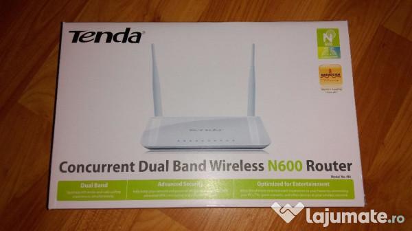 Tenda N6 Wireless Router Driver FREE