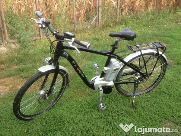 bicicleta electrica flyer pedelec ron. Black Bedroom Furniture Sets. Home Design Ideas