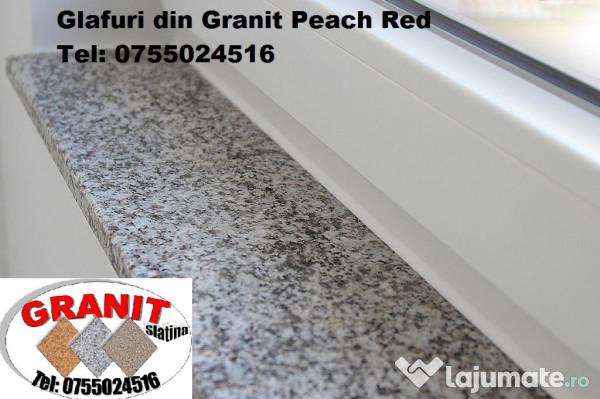 Glafuri Din Granit Gri Roz Galben Alb In Slatina
