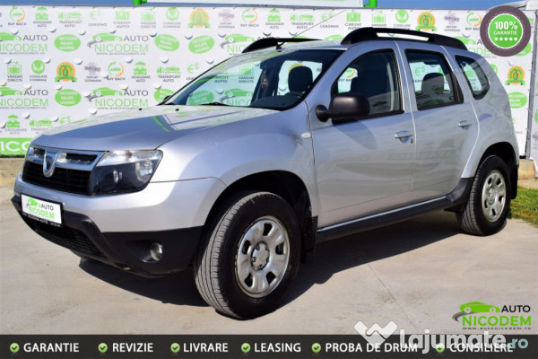 dacia duster 1 5dci 2012 posibilitate leasing eur. Black Bedroom Furniture Sets. Home Design Ideas