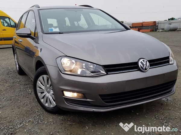 volkswagen golf 7 bluemotion 2014 1 6 tdi 110 cp eur. Black Bedroom Furniture Sets. Home Design Ideas