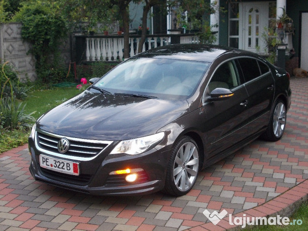 vw passat cc r line 170 cp an 2012 piele eur. Black Bedroom Furniture Sets. Home Design Ideas