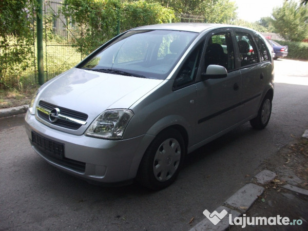 opel meriva 1 7 cdti an 2005 impecabil eur. Black Bedroom Furniture Sets. Home Design Ideas