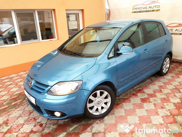 vw golf 5 plus an 2005 parc auto plata si in rate diesel. Black Bedroom Furniture Sets. Home Design Ideas