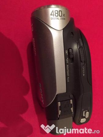 Camera video Sony Handycam DCR-DVD202E, DVD, 350 ron ...