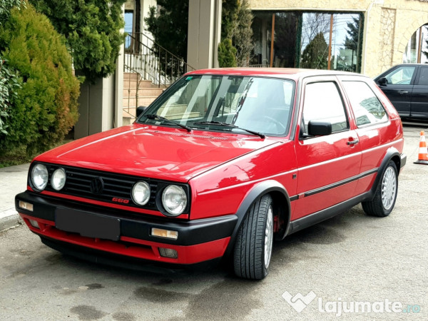 volkswagen golf 2 gti editie g60 eur. Black Bedroom Furniture Sets. Home Design Ideas