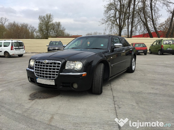 Chrysler 300c diesel eur for Chrysler 300c diesel
