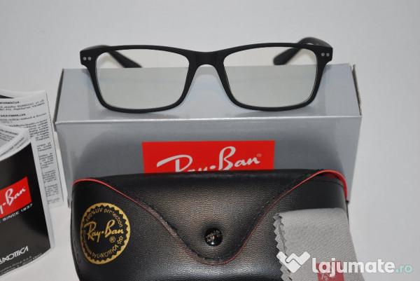 Rame ochelari de vedere RAY BAN 8145 negru mat - calitate pr, 120 ... 2e87a83d812d