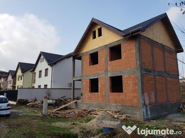 Casa P+E+M Fundeni -Dobroiesti str .Ciresului,  De vanzare, Municipiul Bucuresti, Municipiul Bucuresti - Direct Proprietari - Site de imobiliare cu peste 200.000 de anunturi