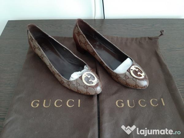 reducere mare livrare gratuita obține nou Pantofi Gucci, 250 lei - Lajumate.ro
