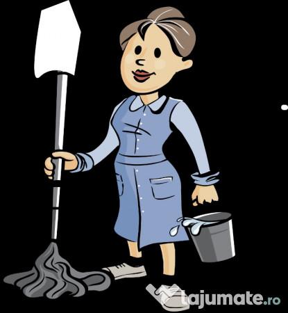 Angajam femeie de serviciu în oraș Iasi - căutare locurile vacante și reluarea la cerere