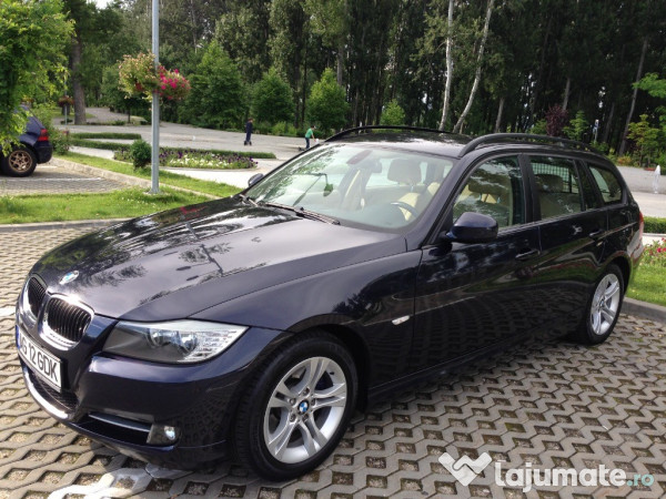 bmw seria3 euro5 diesel 143cp facelift 2010 eur. Black Bedroom Furniture Sets. Home Design Ideas