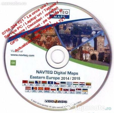 Opel Cd Harta Navigatie Cd70 Navi Europa Romania Completa 49
