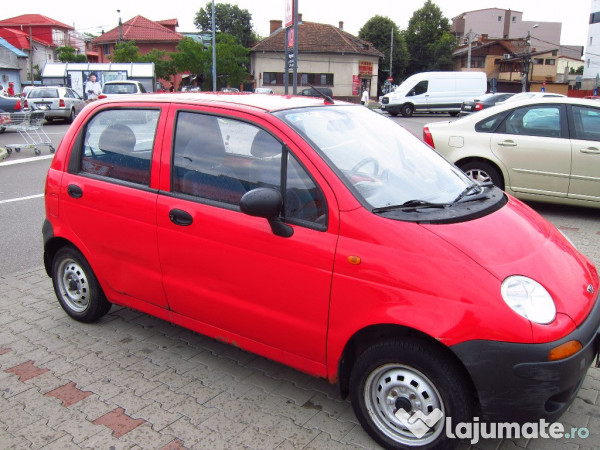 daewoo matiz 2008 fara ac servodirectie 63000 km ron. Black Bedroom Furniture Sets. Home Design Ideas