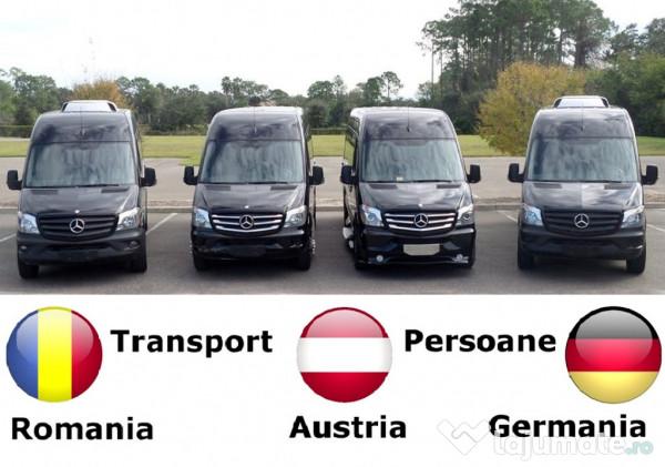 zilnic transport persoane timisoara romania austria germania 50 eur. Black Bedroom Furniture Sets. Home Design Ideas