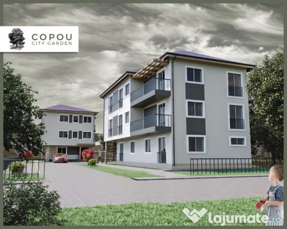 Apartament 3 Camere Copou City Garden Sadoveanu