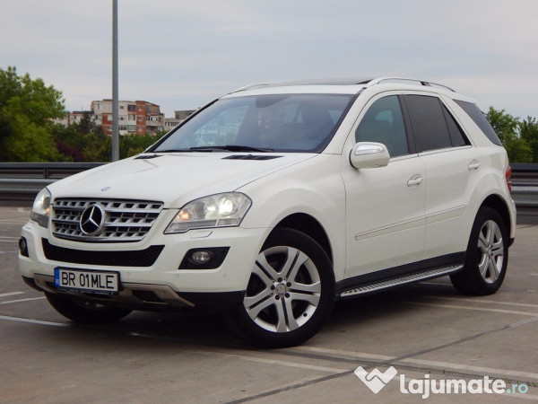 mercedes benz ml 350 cdi 4matic 2010 eur. Black Bedroom Furniture Sets. Home Design Ideas
