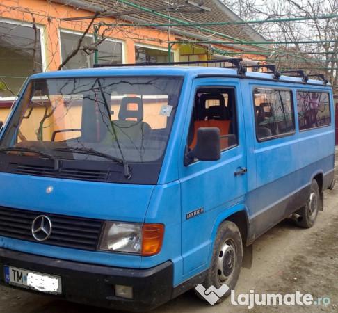 Mercedes benz mb100d eur for Mercedes benz mb100d