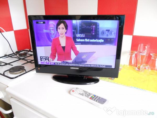 tv 48 cm cu dvd usb 300 ron. Black Bedroom Furniture Sets. Home Design Ideas