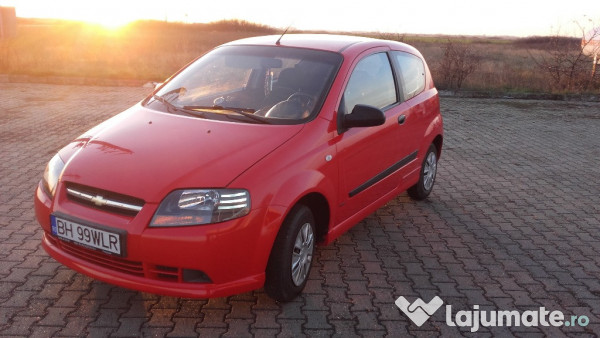 Chevrolet Aveo An 2007 Km 35 744 3 500 Eur Lajumate Ro