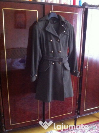 Palton elegant de firma zara adus din anglia mar 36 50 - Zara roquetas de mar ...