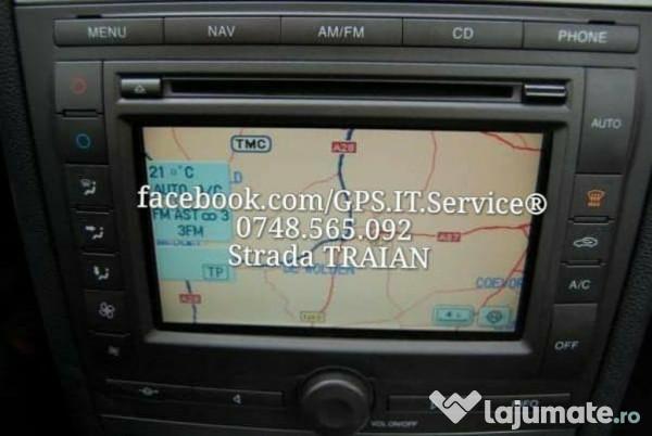Dvd Ford Harta Navigatie Actualizare Denso Europa Romania 50 Lei