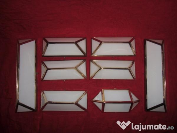 Plafoniera De Tavan : Plafoniera aplica de perete tavan pret pe bucata ron