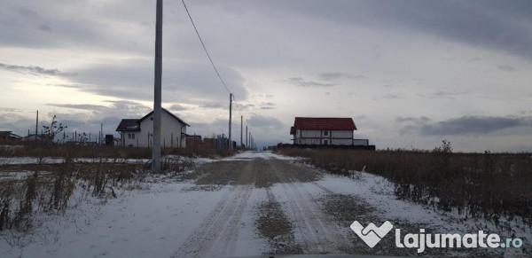 Vanzare  terenuri constructii  400 mp Brasov, Bod  - 12000 EURO
